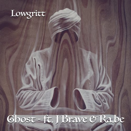 Artwork for the single 'Ghost feat. J Brave & Rabe'