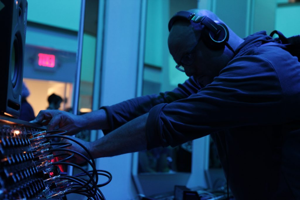 Community event exploring synthesizers & the people who use them