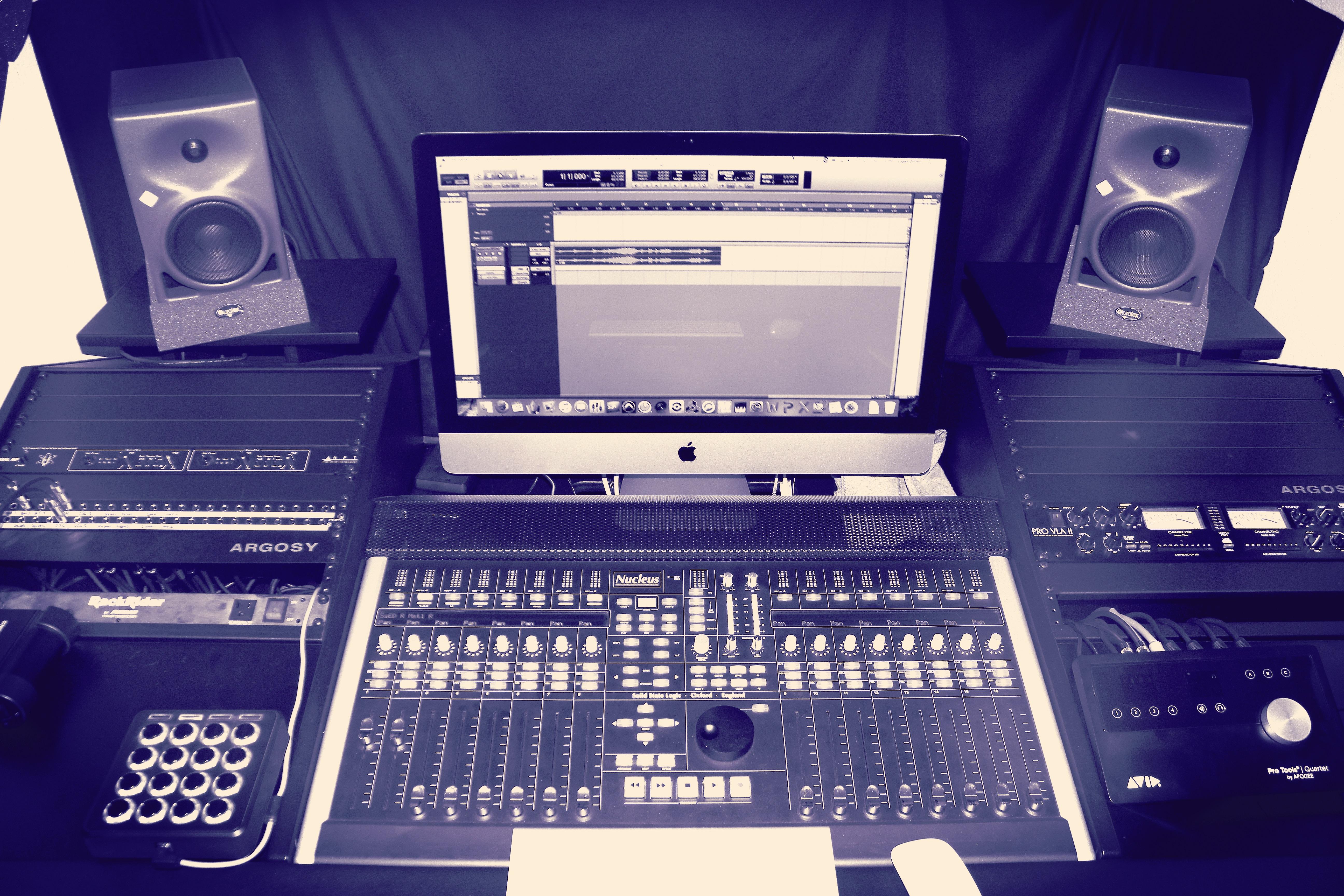 Studio A Mercury Retro Recording Studios & Lowgritt Music